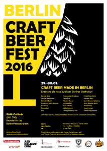 Plakat - aktuell - Berlin Craft Beer Fest 2016 _web